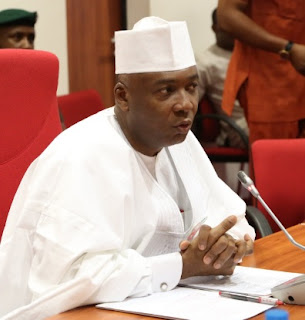 Why I'm So 'Stupendously Rich' - Saraki Boasts
