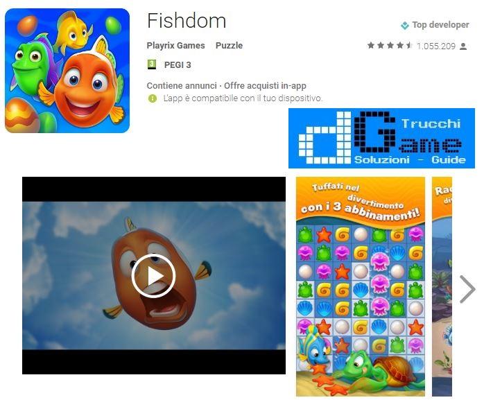 Soluzioni Fishdom livello 521 522 523 524 525 526 527 528 529 530 | Trucchi e Walkthrough level