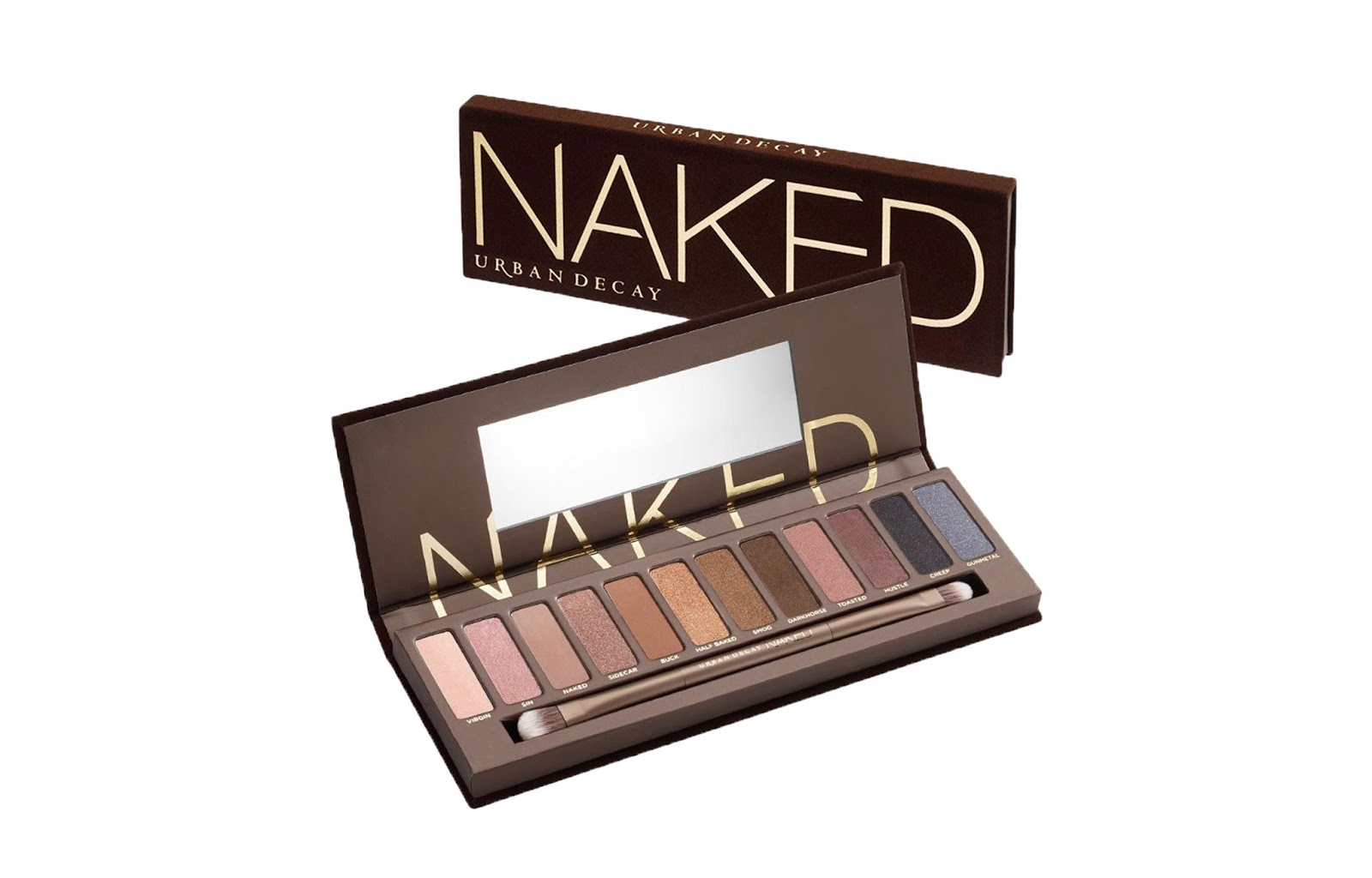 Dupes palettes Naked 1 Urban Decay