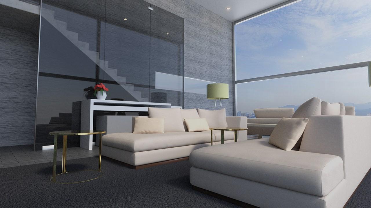 Download daz studio 3 for free daz 3d upper living room for Living room 2 for daz studio