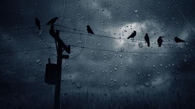 Gambar Hujan Sedih Rintik Hujan Rinai Hati Galau Terbaru