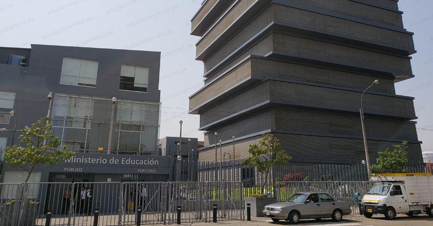 MINEDU anuncia cerca de 6 mil plazas para las regiones del sur