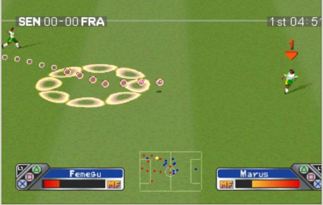 Super Shot Soccer (PSX) Highly Compressed | Techno X Zone