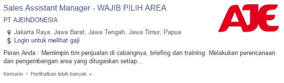Lowongan Kerja Kabupaten Paniai Terbaru 2019