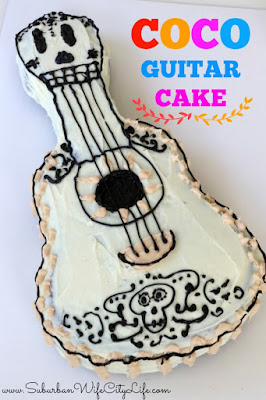 Coco Disney cake