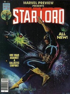 Marvel Preview #11, Star-Lord