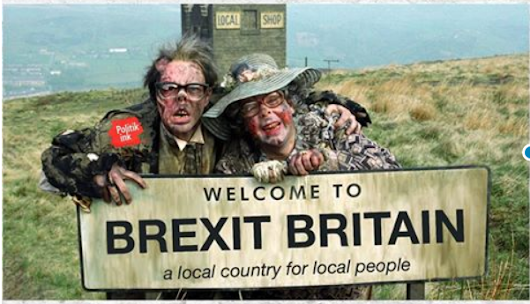 HOW TO BURY THE BREXIT – by Patrick Brigham