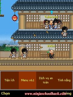 ninja school 138 auto click