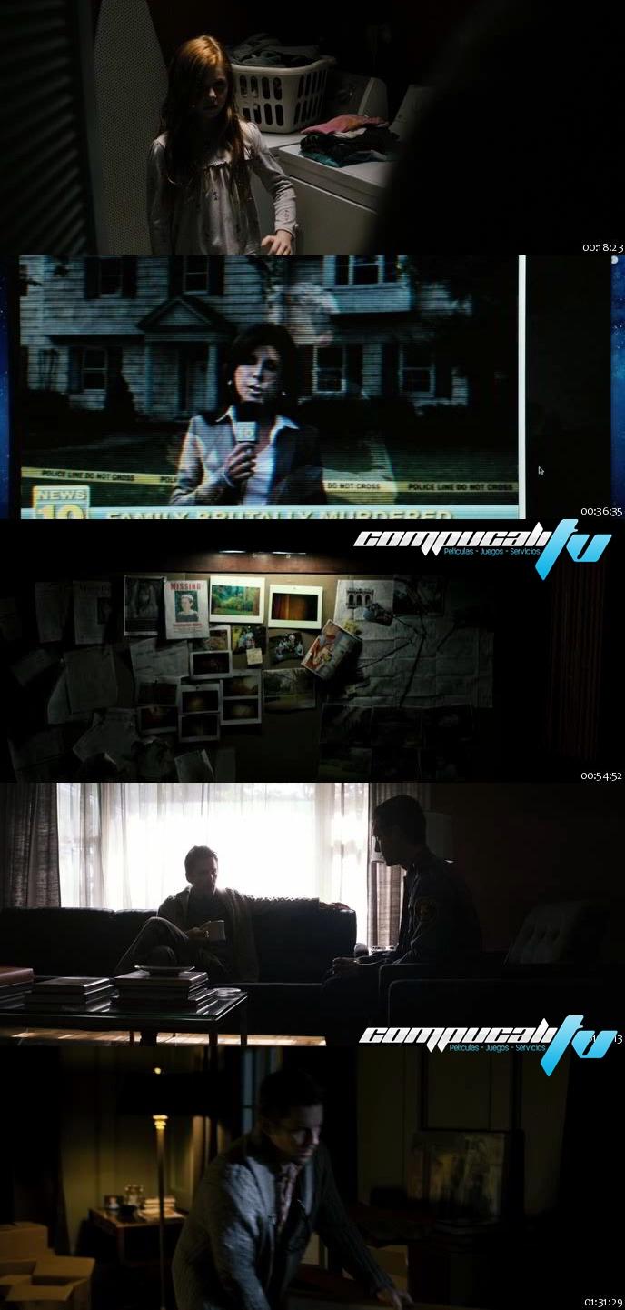 Sinister DVDRip Español Latino Película 2012