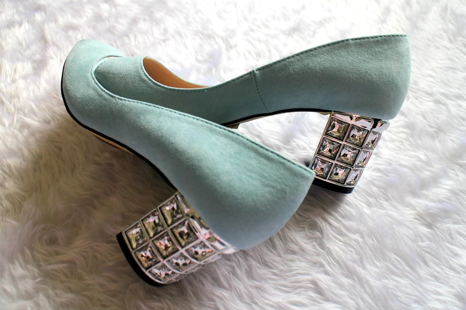 Dorothy Perkins Embellished Heels