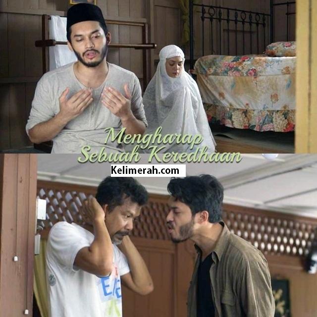 Telemovie Mengharap Sebuah Keredhaan ,Skrin Di9 Lakonan Nad Zainal, Aeril Zafrel