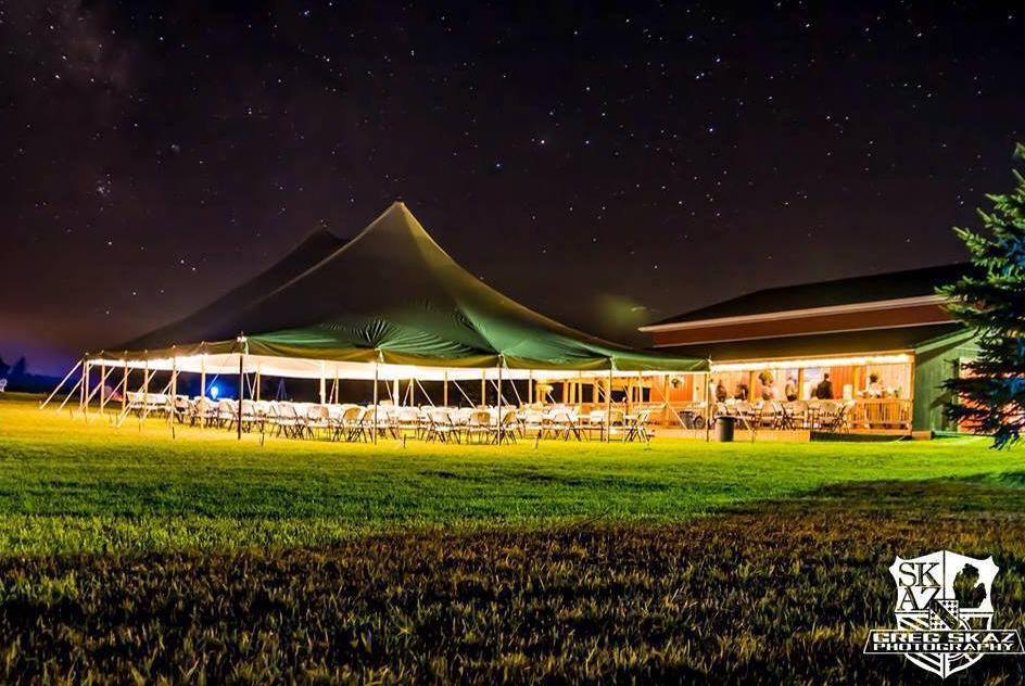 Cobblestone Farm Traverse City Wedding Venue