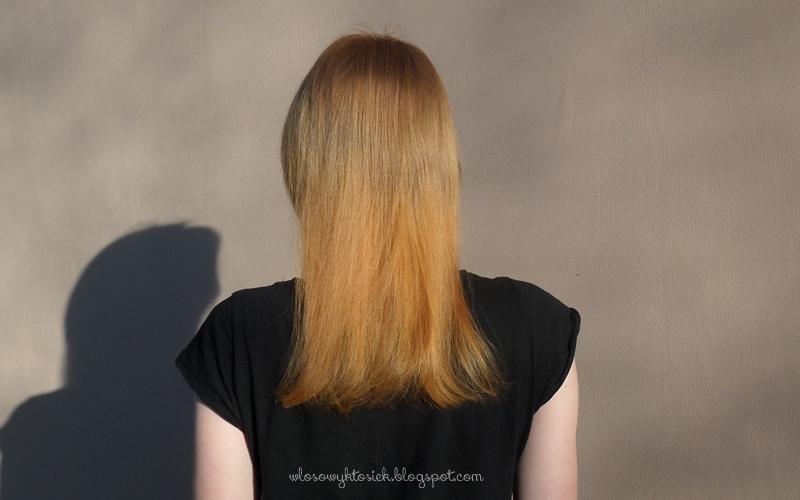Niedziela dla włosów #10 - olejowanie na siemię lniane