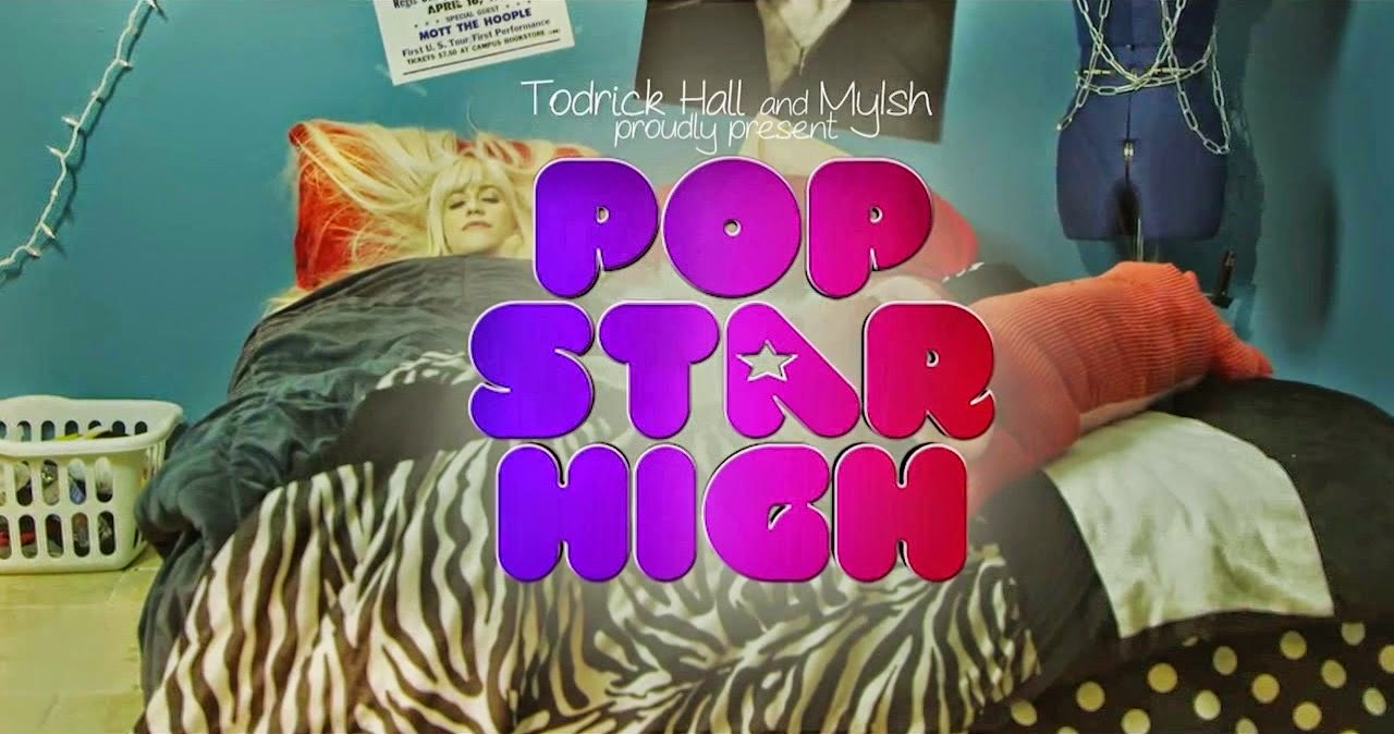 Eu assisto: Pop Star High