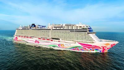 Norwegian Cruise Line's Norwegian Joy to Relocate From China to Alaska