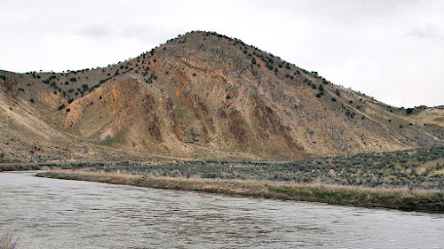High Water Across the West: The Humboldt River in Carlin Canyon — With the Carlin Canyon Unconformity!