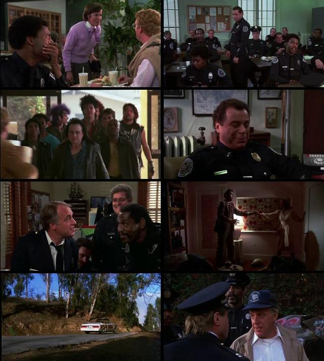 Police Academy 2 Their First Assignment 1985 Dual Audio Hindi 480p BluRay 270mb