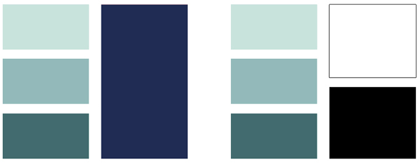 Boy's Room Color Palettes