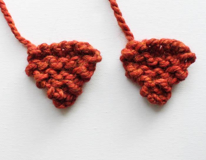 Baby Ear Flap Hat [knitting pattern] - Gina Michele