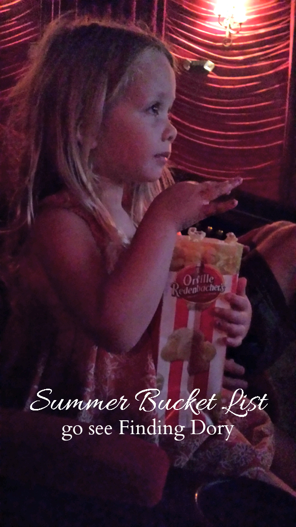 Summer Bucket List ideas for families and young children