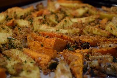 verdure gratinate al forno