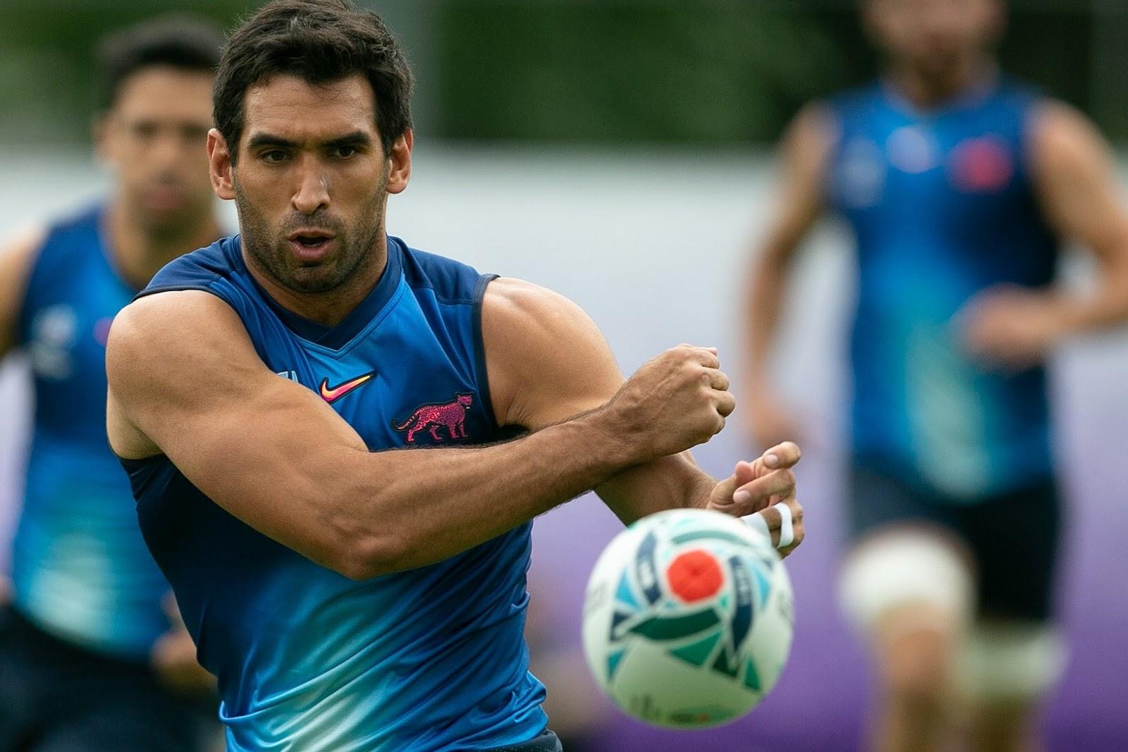 Los Pumas con la mira puesta en Tonga #RWC2019