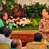Jokowi Puji Profesi Ojek Online