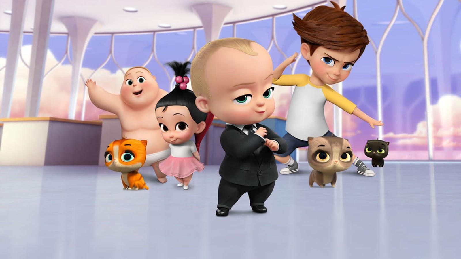 جميع حلقات انيميشن The Boss Baby الموسم الثانى بلوراي BluRay مترجم أونلاين كامل تحميل و مشاهدة