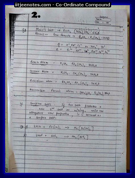 coordinate compound2