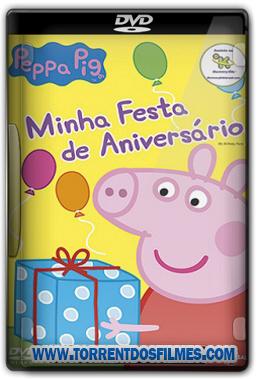 Peppa Pig: Minha Festa De Aniversário (2015) Torrent Dublado - DVDRip AVI Download