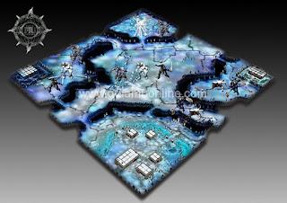 Map Devias