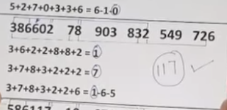 Thai Lottery 3up Direct Set For 01-10-2018