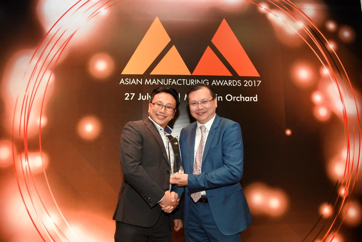Kaspersky Lab Wins at Asian Manufacturing Awards 2017