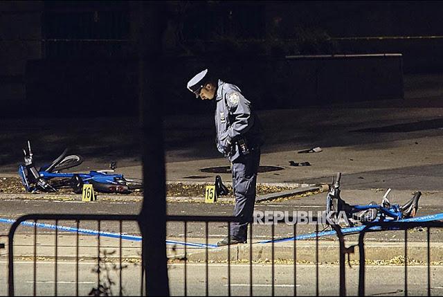 Usai Serangan New York, Komunitas Muslim Jadi Sasaran Vandalisme