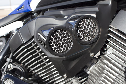 Mean And Motorcycle Low Accessories