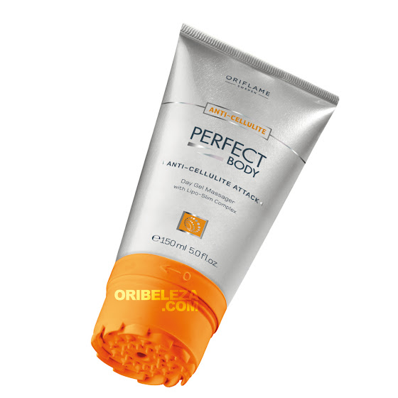 Gel Anticelulite Attack Perfect Body da Oriflame