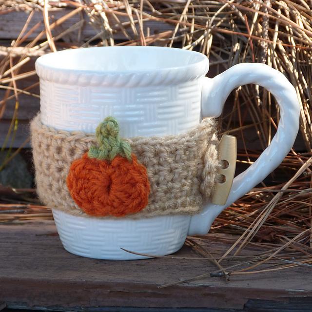 Fiber Flux: Pumpkin Spice! 12 Fabulous and Free Crochet ...