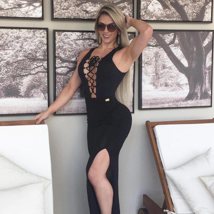 Brazilian Roberta Zuniga