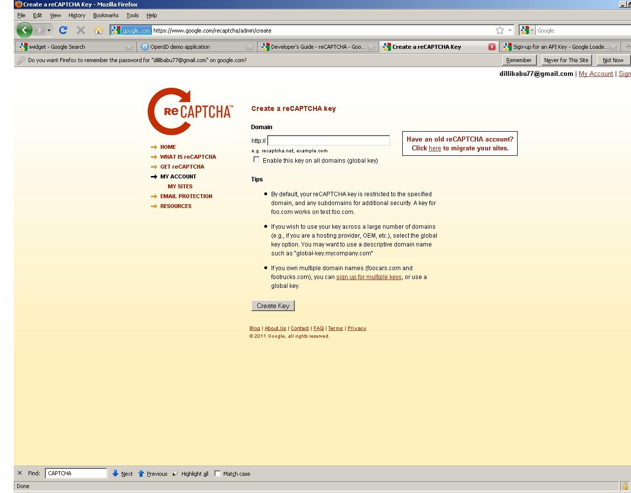 IBM Websphere Portal Server: Google reCAPTCHA in websphere portal server