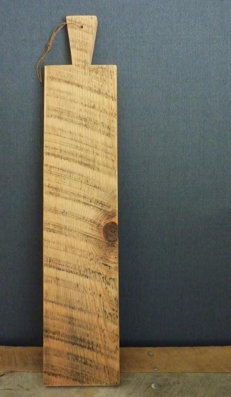 Walrus Reclaimed Wood Bread Board