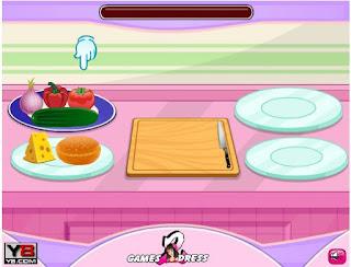 http://poki.com.br/g/fazendo-um-hamb%C3%BArguer-vegetariano