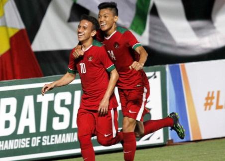 Indonesia Gagal Lolos ke Final Piala AFF U 19