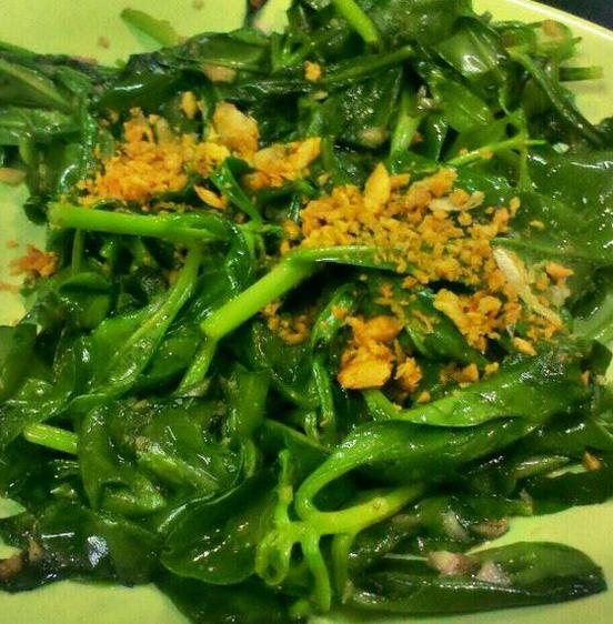 Kumpulan Resep Makanan Dan Minuman Resep Dan Cara Membuat Daun Ginseng Tumis Resep Korea Segar Dan Sehat
