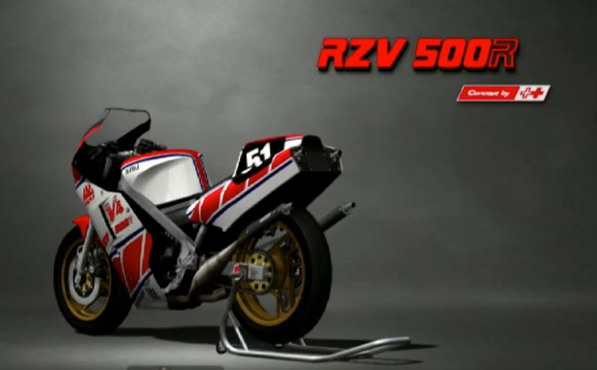 Yamaha RZV500R 1984 Racing Modify