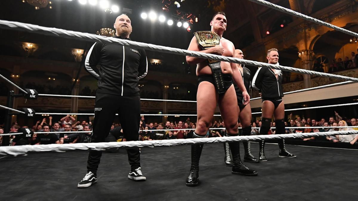 Imperium marcará presença no próximo episódio do NXT UK