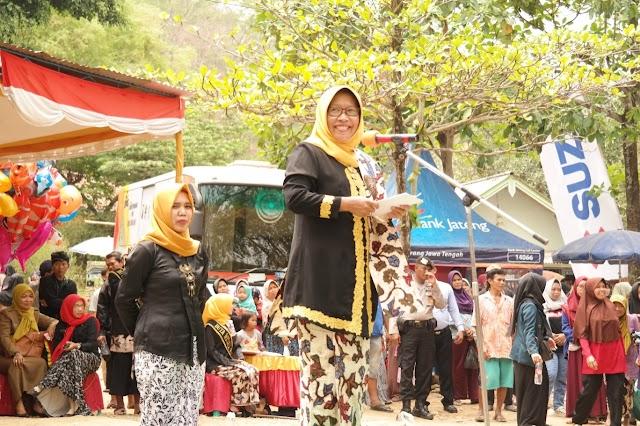 Sedekah Bumi Tradisi dan Budaya Masyarakat Cacaban