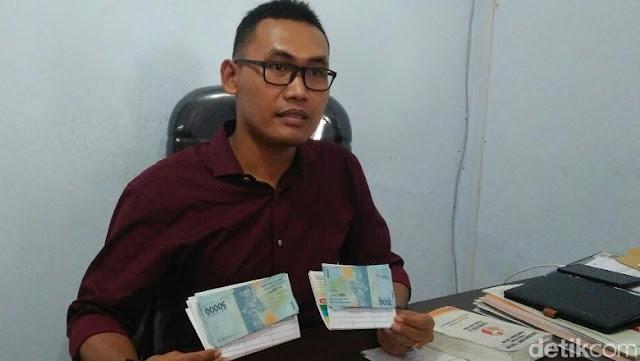 Diduga Mau Bagi-Bagi Duit, Caleg PKS di Purworejo Kena OTT
