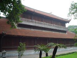 Tempio della Letteratura. Hanoi, Vietnam (Van Mieu)