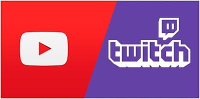 Twitch đã trở nên khá quen thuộc với người sử dụng