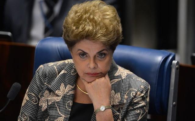 Dilma perde mandato de Presidente